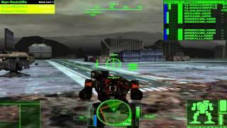 Mechwarrior 4 Black Knight - O5M3 - Pillage [Gameplay]