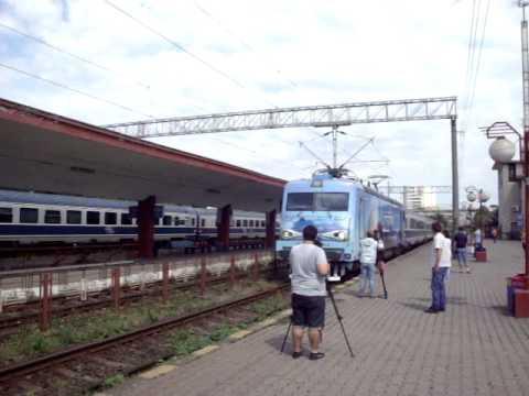Primul tren care