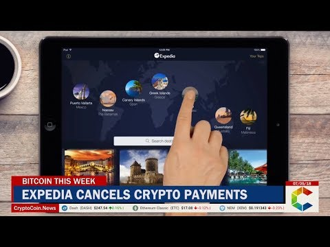 Bitcoin This Week: Expedia Cancels BTC Payments, US Homeland Security Hauls Millions In BTC And More