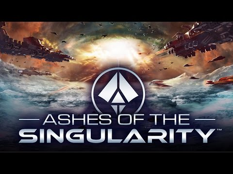 Ashes Of The Singularity - (Campaign Lets Play Ep2 Gameplay Impressions)