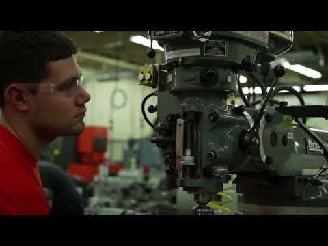 The Accelerated CNC Training Program at MHCC