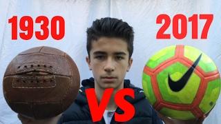 VICTORIAN FOOTBALL VS PREMIER LEAGUE FOOTBALL! SOCCER 1930 VS 2017