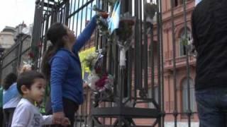 Falleció Ex Mandatario Argentino Néstor Kirchner