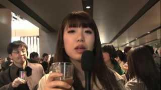 ニッポンクラフトビアフェスティバル2012 今回は東京ディズニーランドの...