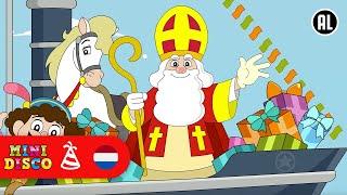 Sinterklaas | ZIE GINDS KOMT DE STOOMBOOT | NIEUW 2020 | Tekenfilm | Minidisco | DD Company