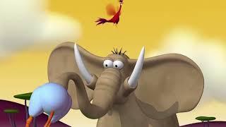Газон Русский   Огненные мухи   новые мультфильмы для малышей