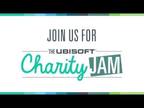 Spielen für einen guten Zweck - Ubisoft Charity Jam 2015  | Ubisoft [DE]