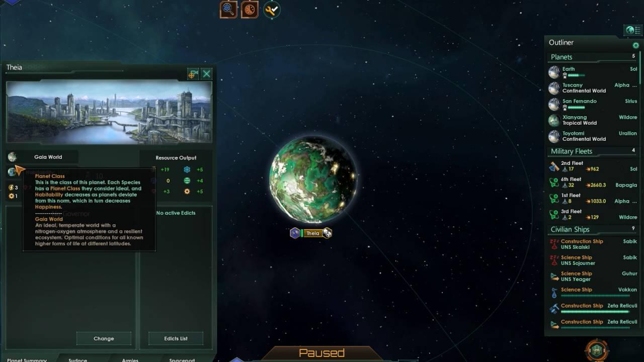 How to Terraform the Planet (Stellaris)