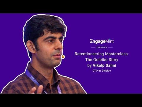 EngageMint: Retentioneering Masterclass by Vikalp Sahni (Goibibo)