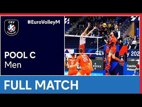 Russia vs. Turkey - CEV EuroVolley 2021 Men | Pools