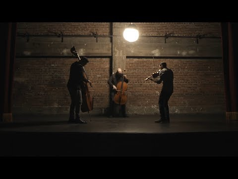 Simply Three - Beatles Medley (violin/cello/bass cover)