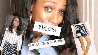 Gabrielle Union Collection Review | New York & Co Haul | Diamond Janae