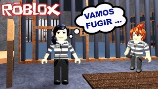 ROBLOX-ESCAPE FROM PRISON (Escape Jail Obby) | Luluca Games