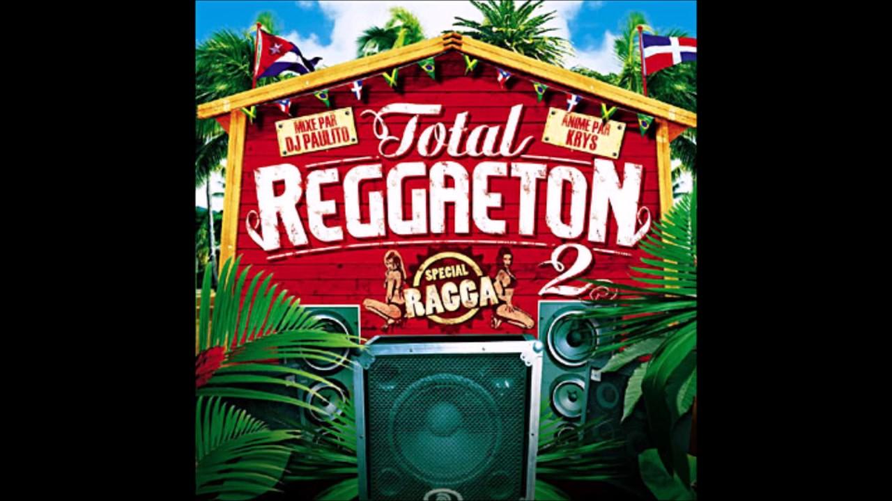 total reggaeton dj paulito