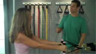 Why Squats With Resistance Bands Are Easier To Do, Thoughts On Breathing