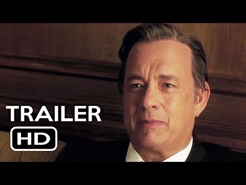 The Post Official Trailer #1 (2017) Tom Hanks, Meryl Streep Drama Movie HD