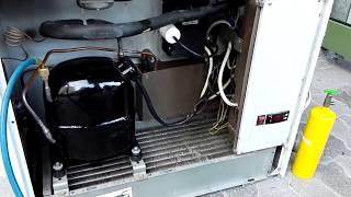 Обучение механиков по ремонту холодильников в Учебном Центре