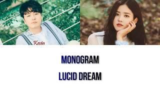 Video Monogram - Lucid Dream Han/Rom/Eng Color Coded Lyrics download MP3, 3GP, MP4, WEBM, AVI, FLV Agustus 2018