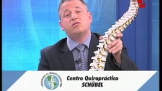 La la columna inferior de vertebral parte dolor en