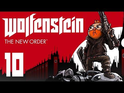 Wolfenstein: The New Order [Part 10] - Starts with a Boom