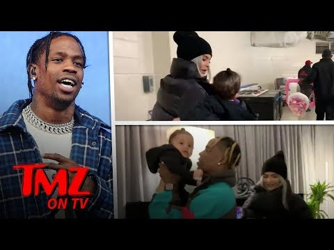 Travis Scott Going All Out for Kylie Jenner and Stormi's Safety on Tour | TMZ TV Mp3