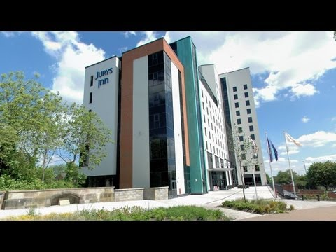 Jurys Inn Hotel Derby, Guide to location etc. - Hotels in Derby, August 2012