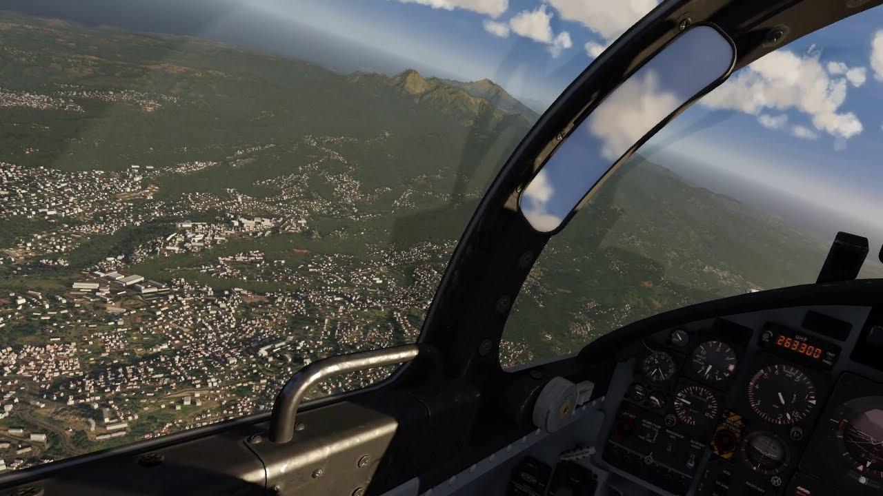 La Martinique Freeware Scenery - General discussions - IPACS