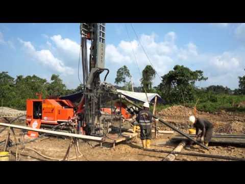 Dando Drilling Laos Mineral Exploration Drilling Rigs (www.dandodrillinglaos.com)