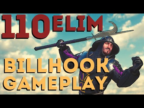 110 Eliminations W/Billhook (Full Gameplay) Mordhau