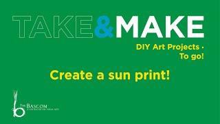 Create a Sun Print