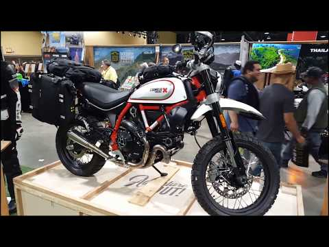 Accessories With Prices For Ducati Scrambler 800 Desert Sled