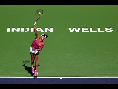 2016 BNP Paribas Open Day 1 WTA Highlights