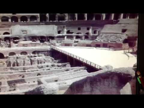 Historical Mashup: The Colosseum and St. Martin-in-the-Fields!