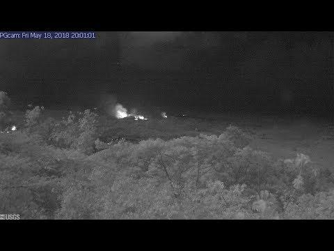 Hawaii Volcano Live Stream: Kilauea & Mouna Loa Eruption Webcams - USGS - ULTRA LOW-LATENCY