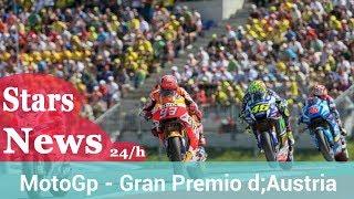 MotoGp - Gran Premio d;Austria: presentazione e orari Tv.HD