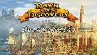 Demostração Dawm of Discovery Anno 1404 'Nintendo Wii'