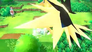 INFINITE LEGENDARY BIRDS?! I found ZAPDOS While FLYING AROUND Pokemon Let's Go Pikachu Eevee