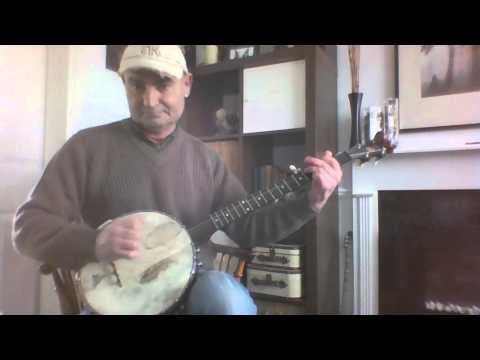 Briar Picker Brown....... Clawhammer Banjo