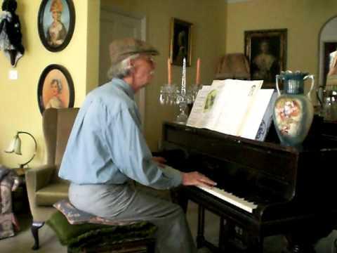 Come into the garden Maud.--- A Victorian Song