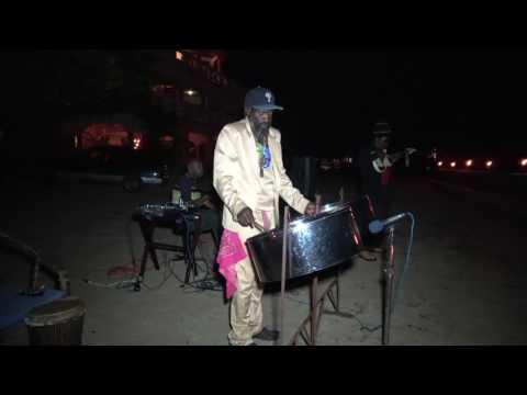 Jamaican  Steel Drum Band Coral Cove Resort