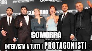GOMORRA 2 | Intervista a tutti i protagonisti