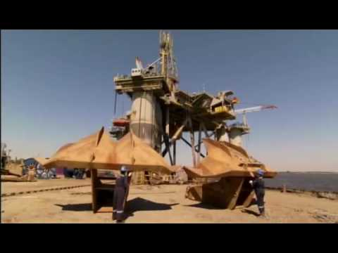 National Geographic Documentary Megastructures Ultimate Structures Super Rigs Oil platform