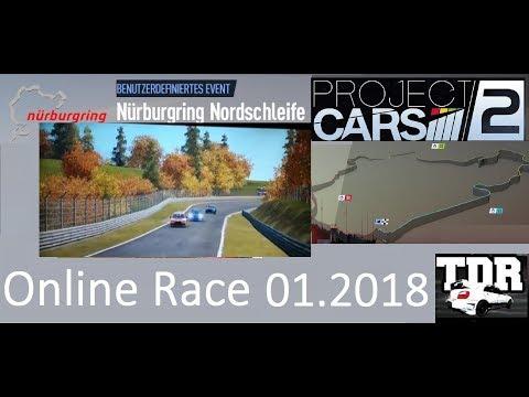 Pcars 2 online racing Mercedes 190E DTM Nissan Skyline R32 GTR Lancer Evo IX Nordschleife