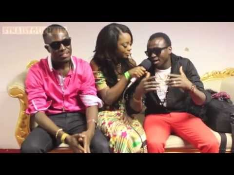 @FillyAnan interviews @ghbigphil and other artist at Ghana 57 Independence