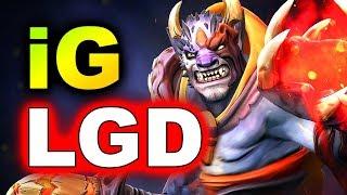 LGD vs IG - GRAND FINAL CHINA - WESG 2019-2020 DOTA 2