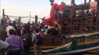 Evacuation of Malaysians from Yemen via Aden Port