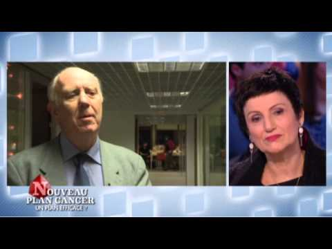 Extrait du Grand Journal sur Canal+ Le grand plan Cancer
