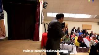 Nepali comedy by manoj gajurel live in london 2014