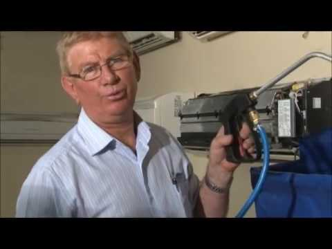 How to Clean an Air Conditioner - Hydrokleen Brisbane South