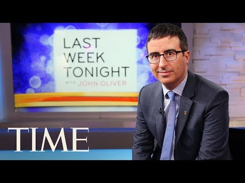 John Oliver Announces He's Running To Be Italy's Prime Minister On Last Week Tonight | TIME